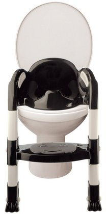 Kiddyloo toilet trainer - Kiddyloo Reducer - Comfort and Safety Thermobaby has invented the Kiddyloo, perfect for toilet training from 18 months old.