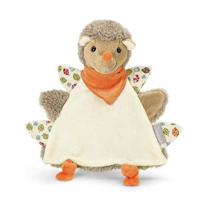 Sterntaler cuddle cloth small Igel isidor - большое изображение