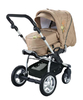 Knorr Alu child s pushchair Miko 2011, black-white - большое изображение 3