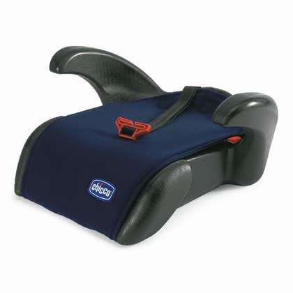 Chicco Booster seat Quasar Plus - The anatomical booster seat Chicco Quasar Plus is lightweight and ideal suitable for short car trips.