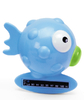 Chicco Bath Thermometer Globe Fish, Light Blue 2012 - large image 1