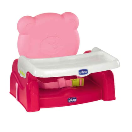 Chicco Mr. Party Booster Seat, Pink - 大图像