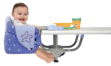 Chicco Adjust Table Seat, Magia - 大图像