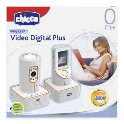 Chicco Baby Control Video Digital Plus - большое изображение