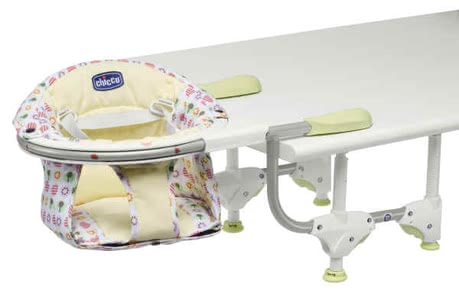 Chicco 360° Table Chair, Flower Power - large image