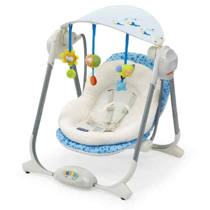 Chicco Babyschaukel Polly Swing, Sea Dreams - Großbild