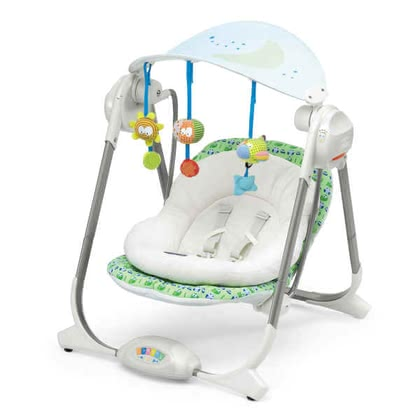 Chicco Babyschaukel Polly Swing, Birdland - Großbild