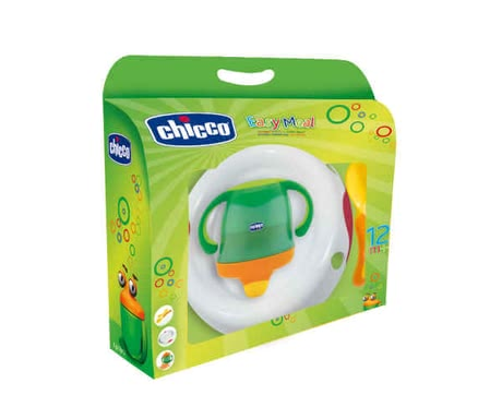 "Chicco Set ""Easy Meal"", 12m+ - 大图像"