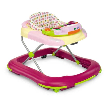 Chicco D@nce Baby Walker, Flower Power - 大图像