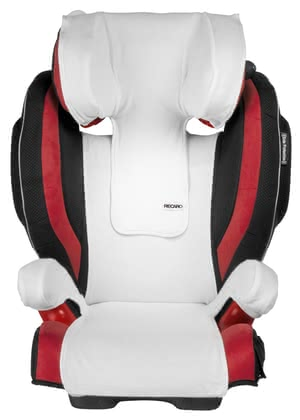 RECARO Summer cover for Recaro Monza Nova 2/ Monza Nova 2 Seatfix/ Monza Nova IS Seatfix - The super soft summer cover for the Recaro Monza Nova models provides your child seating comfort in warm weather.