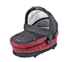 "Recaro Carry Cot, Bellini punched ""Cherry/Black"" 2012 - large image 1"