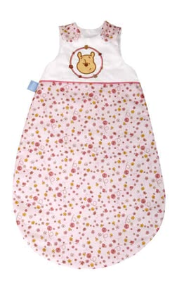Zöllner Applikations-Schlafsack, Adorable Pooh Girl - large image
