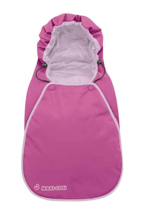 Maxi Cosi footmuff for Baby car seat Cabrio 2011, Marble Pink - 大图像