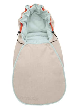 Maxi Cosi footmuff for Baby car seat Cabrio 2011, Grain Blonde - large image
