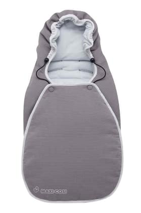 Maxi Cosi footmuff for Baby car seat Cabrio 2011, Steel Grey - 大图像