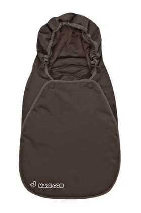 Maxi Cosi footmuff for Baby car seat Cabrio 2011, Brown Earth - large image