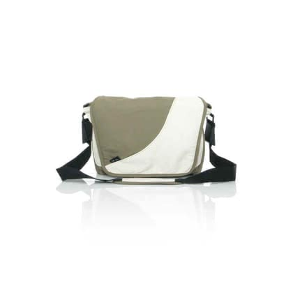 ABC-Design changing bag Fashion, cream-olive - большое изображение