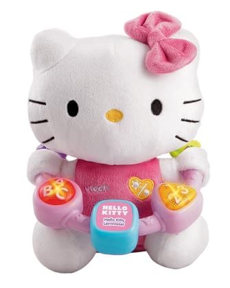 VTech Hello Kitty Lernrassel益智摇铃 2015 - 大图像