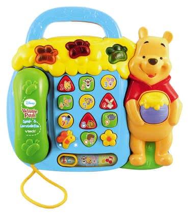 VTech Winnie the Pooh Play and Learning phone - large image