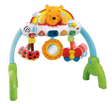 VTech Winnie Puuh 2-in-1 Lernspaß Center - Großbild
