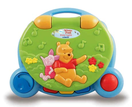 VTech Winnie Puuh First Laptop - large image