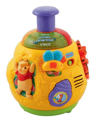 Winnie The Pooh Play 'n Learn Spinning Top 2014 - large image