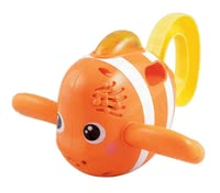 VTech Bathtime fun fish -  The bathing fun Fish from the company Vtech is suitable for your child from the 9th month of life and provides plenty of entertainment in the bathtub