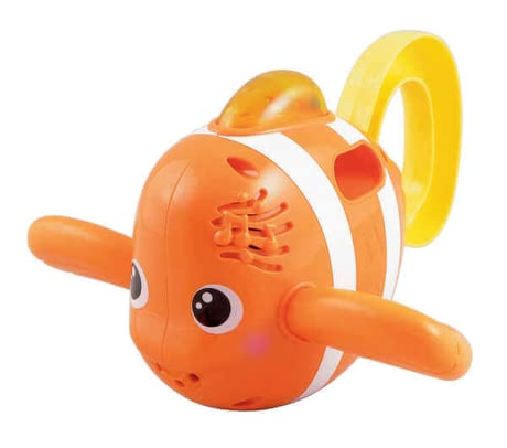 Vtech Sing and Splash Fish -  * The bathing fun Fish from the company Vtech is suitable for your child from the 9th month of life and provides plenty of entertainment in the bathtub