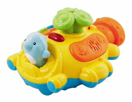 Vtech Bathing Boat - large image
