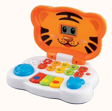 VTech Animal Friends Laptop - 大图像