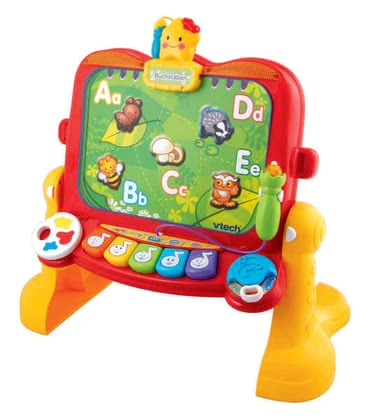 VTech Colored learning table - large image