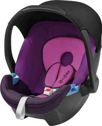 CYBEX Aton  Basic - Sportoptik 2011, Purple Potion-pink - большое изображение