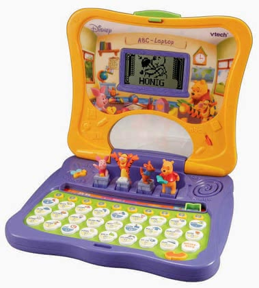 VTech Winnie Puuh ABC-Laptop - large image