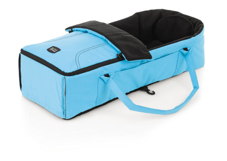 Britax soft carrycot for B-SMART and B-DUAL Blue Atoll 2012 - 大图像