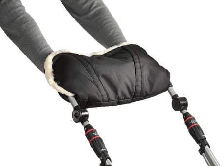 "Hartan Hand muff ""Mom"" - The hand warmer ""Mum"" from Hartan keeps your hands toasty warm even in frigid temperatures"