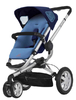 Quinny BUZZ 3 Kinderwagen 2011, Electric Blue - Großbild 1