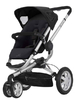 Quinny BUZZ 3 Kinderwagen 2011, Rocking Black