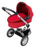 Quinny BUZZ 3 Kinderwagen 2011, Rebel Red - 大图像 3