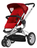 Quinny BUZZ 3 Kinderwagen 2011, Rebel Red