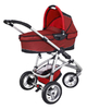 Quinny Speedi SX Kinderwagen 2011, Rose - large image 2