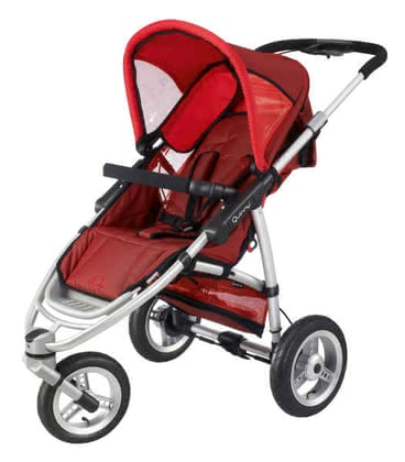 Quinny Speedi SX Kinderwagen 2011, Rose - large image