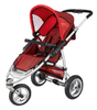 Quinny Speedi SX Kinderwagen 2011, Rose - large image 1