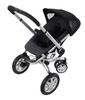 Quinny BUZZ 3 Kinderwagen 2011, Rocking Black + Dreami - Großbild 2