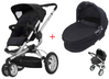 Quinny BUZZ 3 Kinderwagen 2011, Rocking Black + Dreami - Großbild 1