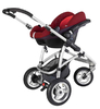 Quinny Speedi SX Kinderwagen 2011, Rose + Dreami - large image 3