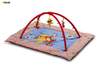 Hauck Activity Center 2 in 1, Pooh lets be Friends red - большое изображение 2