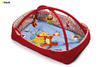 Hauck Activity Center 2 in 1, Pooh lets be Friends red - большое изображение 1