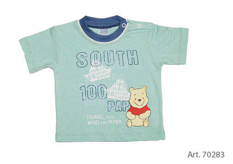 Baby T-Shirt Winnie the Pooh - large image