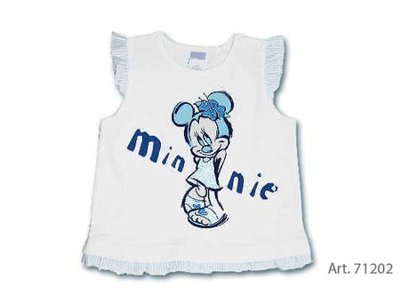 Baby T-Shirt, Minnie Mouse - Großbild