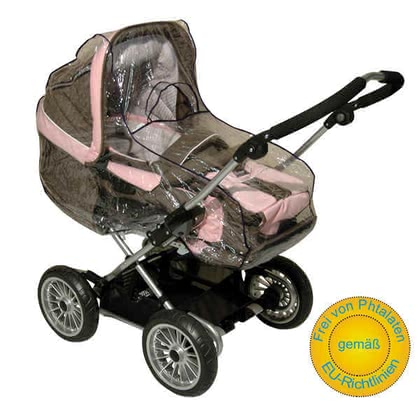 Raincover for strollers, extra large 2012 - large image